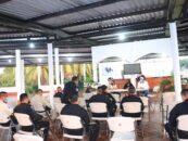 El Gobernador Departamental de Izabal Lic. Héctor Alarcón, llevó a cabo reunión de seguridad interinstitucional y coordinación entre Juzgado de Paz Penal