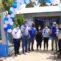 El Gobernador Departamental de Izabal Lic. Héctor Alarcón, fue invitado a la Inauguración del Centro de Rehabilitación en el puesto de Salud gracias a la Organización Mundial de la Salud y Y Organización Panamericana de la Salud, en el municipio de Morales, Izabal.