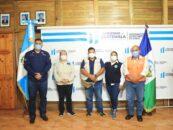 El Gobernador Departamental de Izabal Lic. Héctor Alarcón, sostuvo reunión de trabajo con ALIANZA ISMUGUA/ESFRA y ASEDECHI