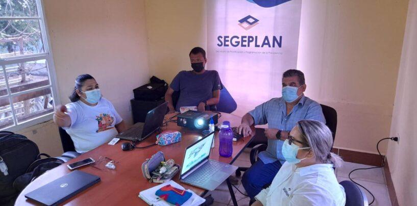 Realizan reunión sobre el tema cambio climático en la planificación territorial