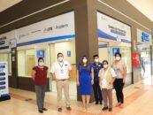 Área de Salud en conjunto con la administración de Pradera Puerto Barrios inauguraron un Centro de Vacunación COVID-19 en las Instalaciones del Centro Comercial