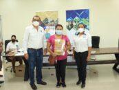 Fondo de Tierras realiza la entrega de 36 escrituras de las cuales fueron beneficiadas familias pertenecientes del municipio de Morales, Izabal