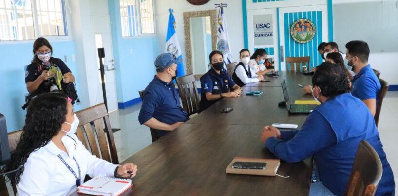 Personal de Gobernación Departamental, participó en reunión coordinada por la Secretaria Nacional de Ciencia y Tecnología