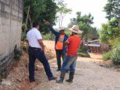GOBERNADOR DEPARTAMENTAL ACOMPAÑO A REPRESENTANTES DE COCODES A LA COMUNIDAD EL MANACO, AMATES